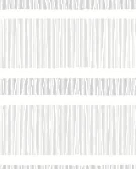 Papier peint Lutèce Eclipse Gravity Gris fond écru FD23836
