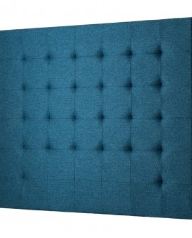 Tête de lit tissu Thevenon Douceur coloris taupe 1293913