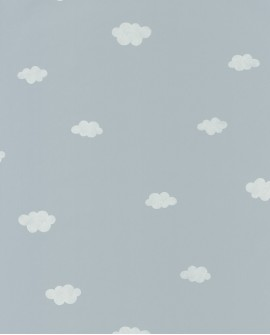 Papier peint Casadeco My Little World Nuages Gris MLW29759332