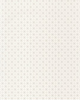 Papier peint Caselio Tonic Geometric Blanc 69451025