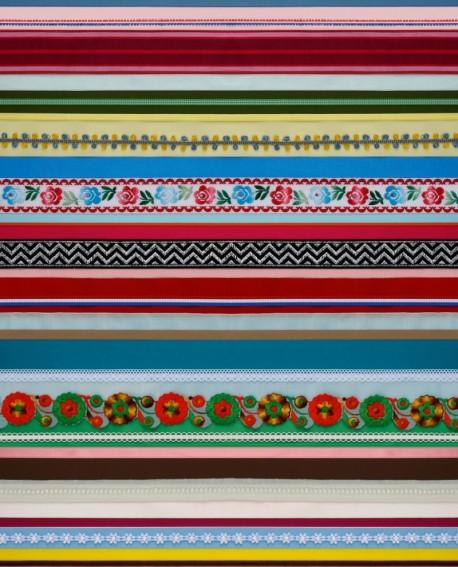 Papier peint Studio Ditte Porcelain Multi
