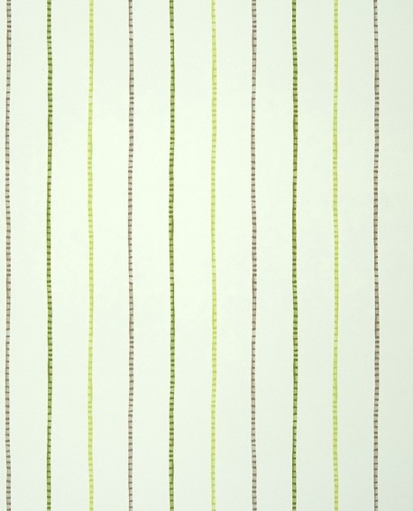 Papier peint Casadeco Alice & Paul Jungle Rayure vert  AEP17607431