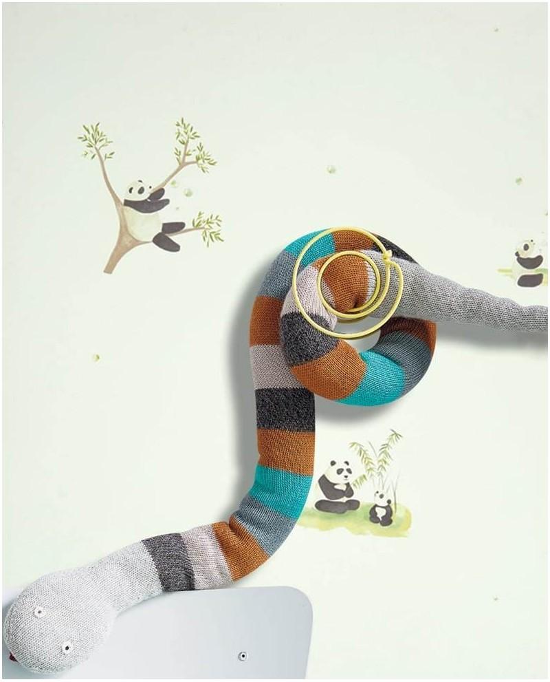 papier peint casadeco alice paul panda aep28069536. Black Bedroom Furniture Sets. Home Design Ideas