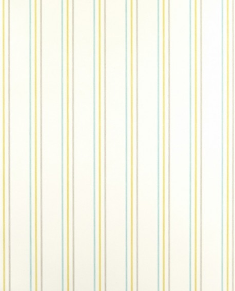 Papier peint Casadeco Alice & Paul Rayure bleu/vert AEP25567206
