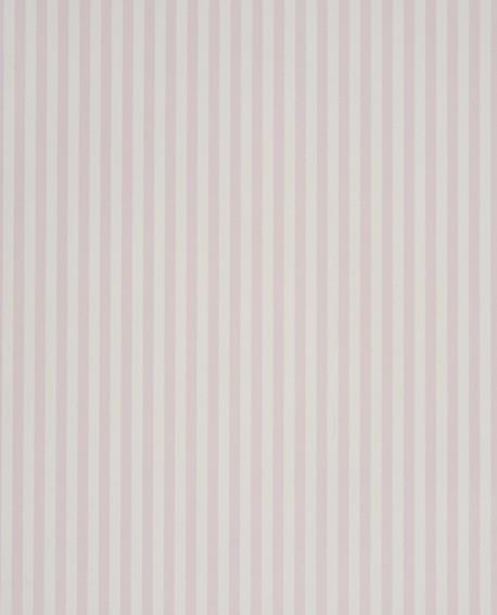 Papier peint Casadeco Alice & Paul Rayure fine Rose AEP18894126