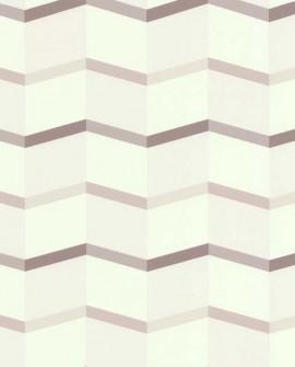 Papier peint Lutèce Bensimon Angles graphiques Naturel 51172706