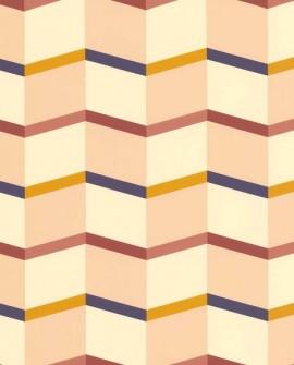 Papier peint Lutèce Bensimon Angles graphiques Nude 51172707