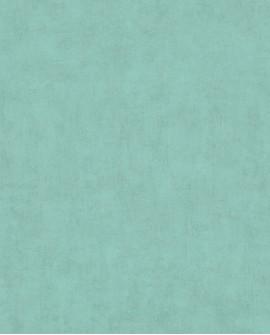 Papier peint Caselio Tonic Faux uni Vert turquoise 67167000