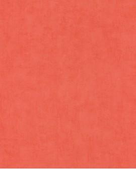 Papier peint Caselio Tonic Faux uni Rouge 67163109