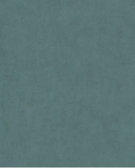 Papier peint Caselio Tonic Faux uni Bleu pétrole 67166606