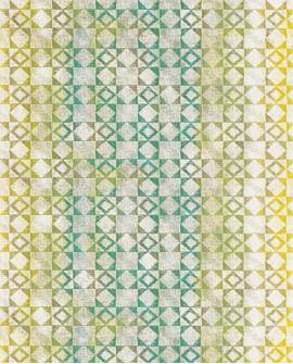 papier peint lut ce bensimon mexicain vert 51172904. Black Bedroom Furniture Sets. Home Design Ideas