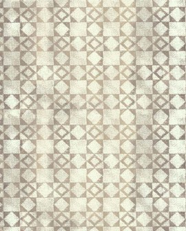Papier peint Lutèce Bensimon Mexicain Beige taupe 51172907