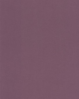 Papier peint Lutèce Bensimon Uni Prune 51173213
