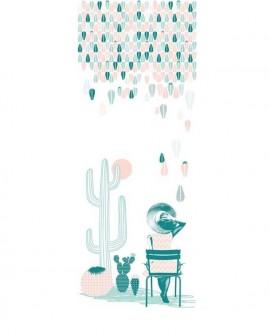 Lé unique Lutèce Les Aventures A l'ombre des cactus Rose 51172404