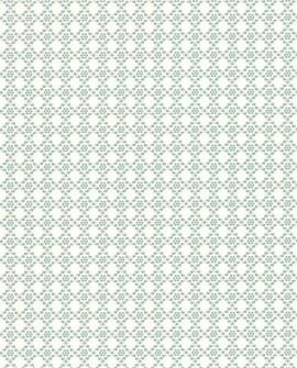Papier peint Lutece Rétro Vintage Géométrique Florale Bleu 51175201