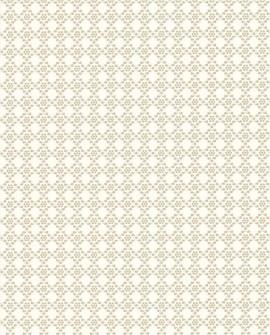 Papier peint Lutece Rétro Vintage Géométrique Florale Beige 51175207