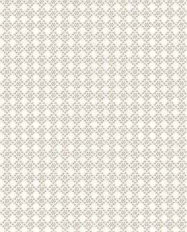 Papier peint Lutece Rétro Vintage Géométrique Florale Gris 51175209