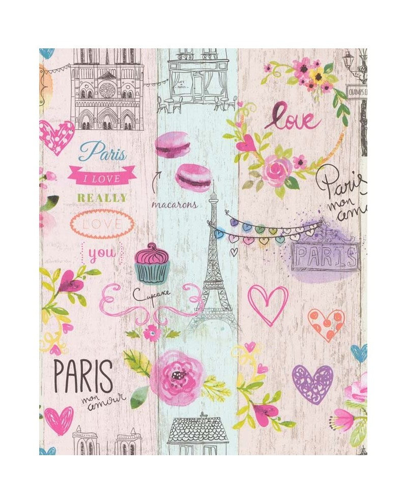 Papier peint lut ce les aventures paris my love 51164903 for Papier peint lutece chambre