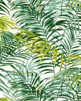 Tissu Thevenon Palm springs Vert