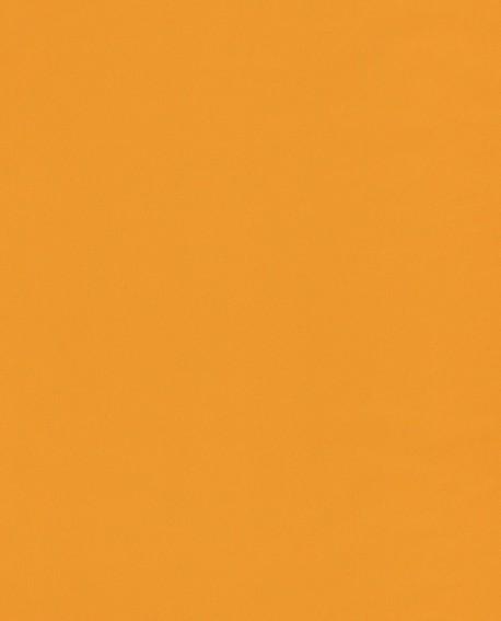 Papier Peint Caselio Smile Uni Jaune Orange 69862734