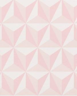 Papier peint Esta Home Little Bandits Graphique 3D Rose 138911