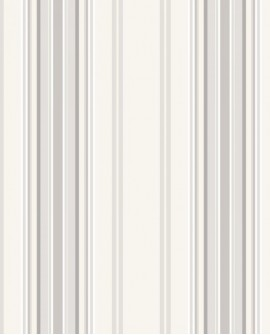 Papier peint Esta Home College Rayures Gris et beige 138805
