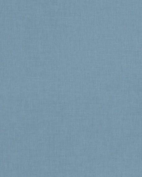 Papier peint Caselio Hygge Uni Bleu 100606524