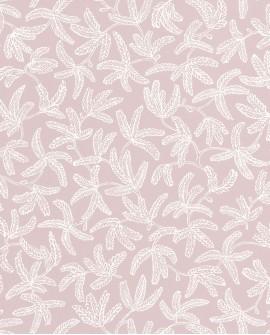 Papier peint Caselio Hygge Cocoon Rose 100574812
