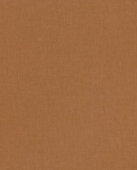 Papier peint Caselio Hygge Uni Marron 100602219