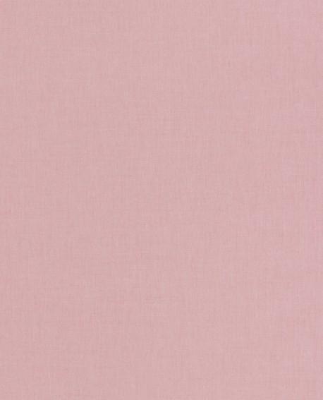 Papier peint Caselio Hygge Uni Vieux rose 100604822