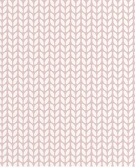 Papier peint Caselio Hygge Simplicity Rose 100554414