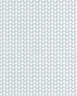 Papier peint Caselio Hygge Simplicity Bleu 100557100
