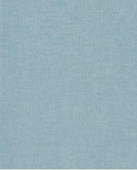 Papier peint Caselio Linen 2 Bleu 68527099
