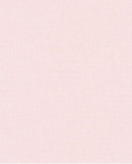Papier peint Caselio Linen 2 Rose 68524622