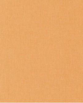 Papier peint Caselio Linen 2 Orange 68523366