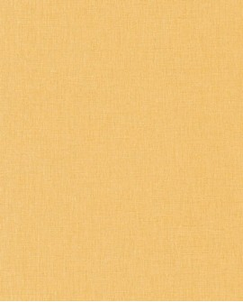 Papier peint Caselio Linen 2 Orange 68523250