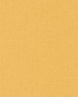 Papier peint Caselio Linen 2 Jaune 68522390