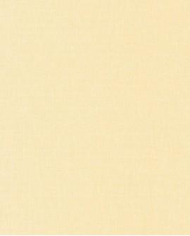 Papier peint Caselio Linen 2 Jaune 68522259