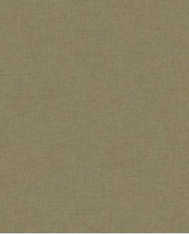 Papier peint Caselio Linen 2 Vert 68527485
