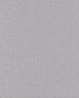 Papier peint Caselio Linen 2 Gris 68529722