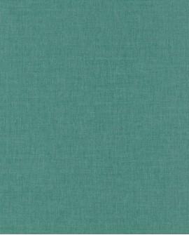 Papier peint Caselio Linen 2 Vert 68527601