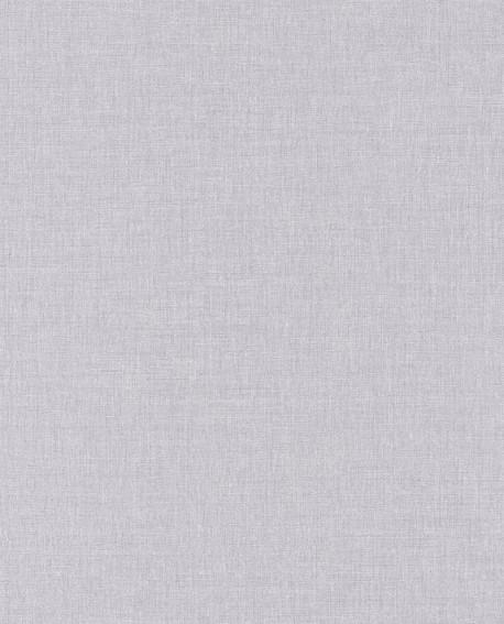 Papier peint Caselio Linen 2 Gris 68529709