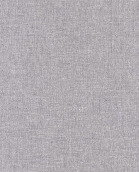 Papier peint Caselio Linen 2 Gris 68529750