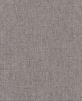 Papier peint Caselio Linen 2 Gris 68529790