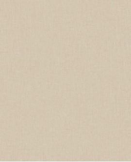 Papier peint Caselio Linen 2 Beige 68521289