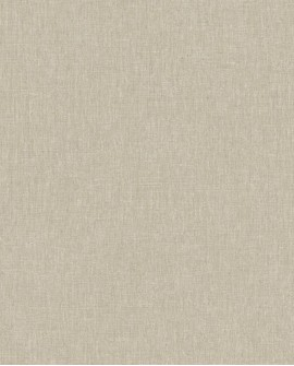 Papier peint Caselio Linen 2 Beige 68521356