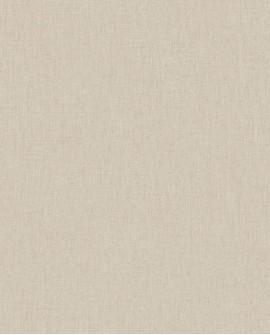 Papier peint Caselio Linen 2 Beige 68521443