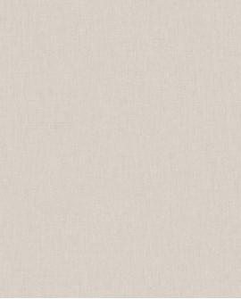 Papier peint Caselio Linen 2 Taupe clair 68521632