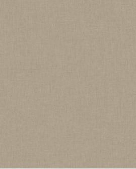 Papier peint Caselio Linen 2 Taupe 68521837