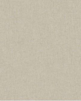 Papier peint Caselio Linen 2 Taupe 68521980